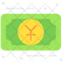 Chinese Yuan Icon
