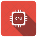 Chip Circuit Cpu Icon