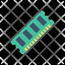 Chip Ram Hardware Icon