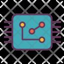 Chip Electric Processor Icon