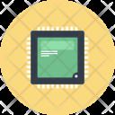 Chip Computer Cpu Icon