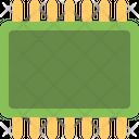 Chip Processor Microchip Icon