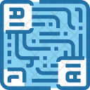 Cpu Chip Ai Icon
