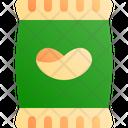 Chip Potato Snack Icon