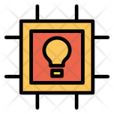Microchip Micro Creative Idea Icon