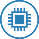 Chip Components Cpu Icon