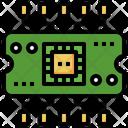 Chip Cpu Processor Icon