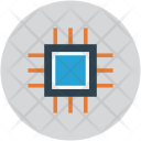 Chip Computer Ic Icon