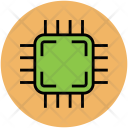 Chip Computer Microchip Icon