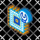 Chip Repair Service Icon
