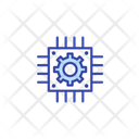 Chip System Icon