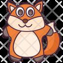 Animal Chipmunk Wild Animal Icon