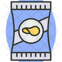Chips Pack Icon