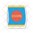 Chips packet Icon
