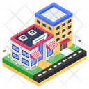 Chips Shop Icon