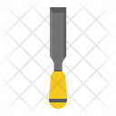 Chisel Carpentry Construction Icon