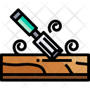 Chisel Sharpener Woodworking Tool Icon