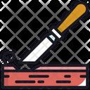 Carpenter Chisel Tool Icon
