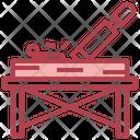 Chisel Wood Carpenter Icon