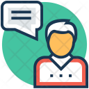 Chitchat Feedback Chat Icon