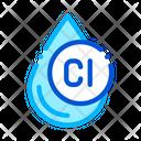 Liquid Drop Water Icon