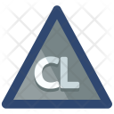 Chlorine cleaning Icon