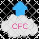 Chlorofluorocarbon Cfc Hydrocarbon Icon