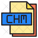Chm File Format Type Icon