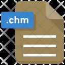 Chm File Paper Icon