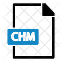 Chm File Type Page Icon
