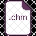 Chm File Document Icon