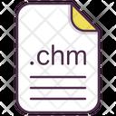 Chm Icon