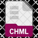 Chml file Icon