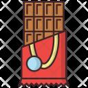 Chocolate Sweet Dessert Icon