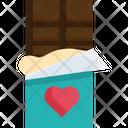 Chocolate Valentine Sweet Icon