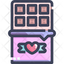 Chocolate Sweet Gift Icon