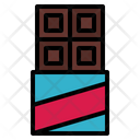 Chocolate Snack Bar Icon