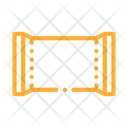 Blank Polymer Packaging Icon