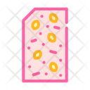 Vegan Chocolate Color Icon