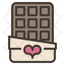 Chocolate Treat Valentine Icon