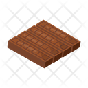 Chocolate Candy Toffee Icon