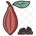 Chocolate Food Cacao Icon