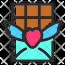 Chocolate Cocoa Marriage Icon