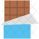 Chocolate Bar Confectionery Icon