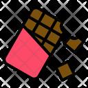 Chocolate Cocoa Dark Icon