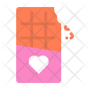 Chocolate Romantic Celebrate Icon