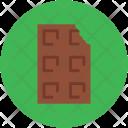Chocolate Sweet Bar Icon