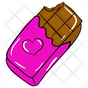 Chocolate Bar Sweets Confectionery Icon