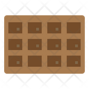 Chocolate Food Restaurante Icon