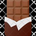 Chocolate Bar Eat Icon